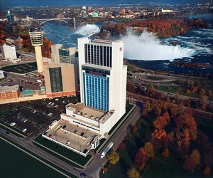 Four Points by Sheraton Niagara Falls.